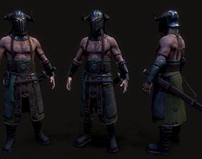 Hell Viking 3D model