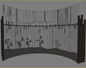 3D print model Jewelry Display Area