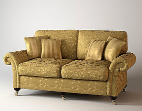 3D 3d Duresta Belvedere Sofa
