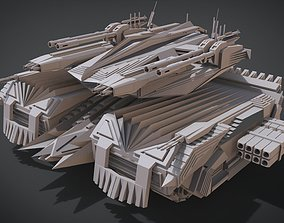 Punisher Tank 3D printable model