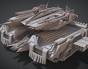 Punisher Tank 3D printable model