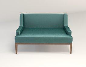 Restoration sofa 3D model
