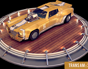 3D Redline Trans AM
