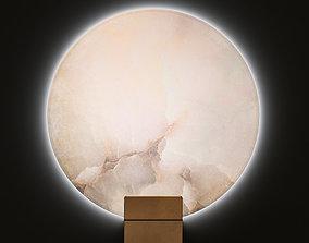 Stephen Downes Moon 3D model