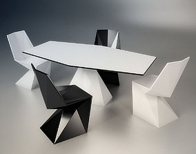 3D model Vondom - Vertex