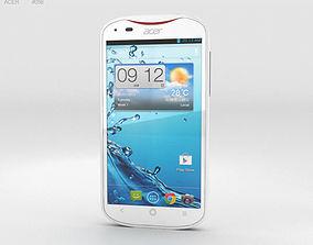 Acer Liquid E2 White 3D