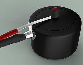 Pressure Cooker 3D asset