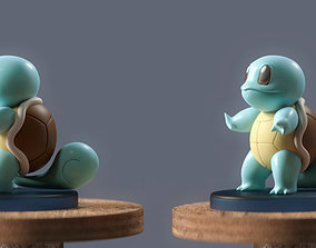 3D printable model Squirtle