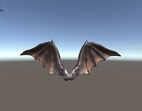 3D Animated Demon Wings
