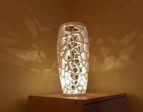 3D print model Voronoi lamp 2