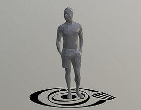 Human 062 LP R 3D model