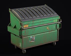 3D asset realtime Dumpster