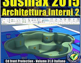 Video Corso 3ds max 2015 Architettura Interni vol 32 cd 1