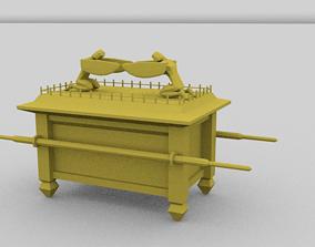 3D model Ark of the Covenant