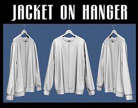 3D Jacket on hanger