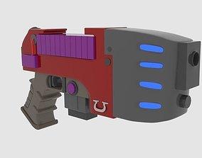 Plasma Pistol 3D model
