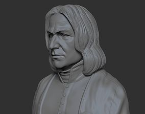 harry 3D print model Severus Snape