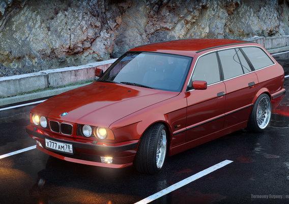 BMW 5er E34 Touring