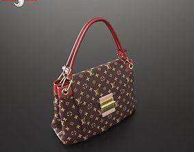 Louis Vuitton Olympe Handbag 3D