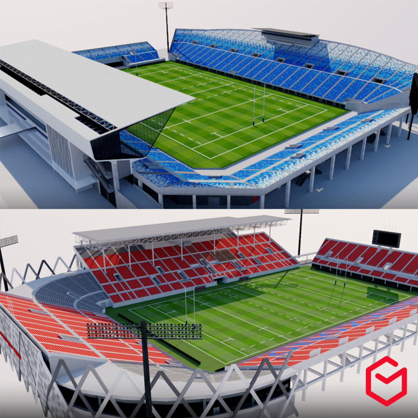 Rugby WC Japan 2019 Venues - Stadiums