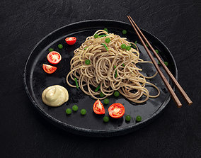 3D model Chinese noodles