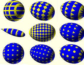 3D print model Easter Egg Maker for Customizer