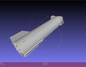 Space X Starship SN20 Orbital Prototype Printable Model