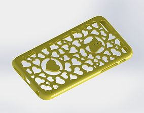 Case for Iphone 6 Heart 3D printable model