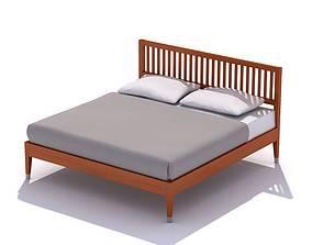3D Simpe Bed