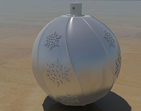 Christmas sphere 3D printable model