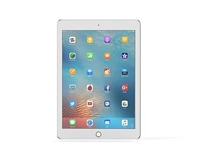 game-ready Apple iPad Pro - Element 3D
