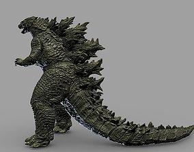 3D print model Godzilla fantasy