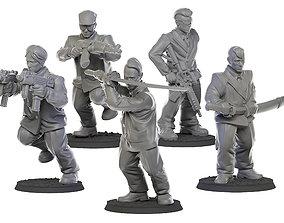 Bodyguard 3D printable model