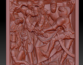 Caravaggio 3D print model