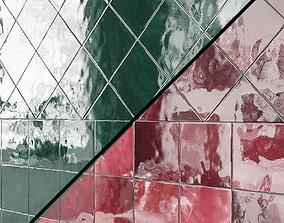3D EQUIPE ARTISAN Wall tiles