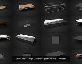 Coffee Tables - High Quality Designer Furniture 3D model