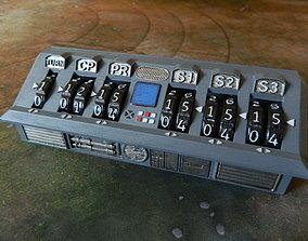 3D print model Warhammer 40k 9th Edition Game Tracker 2