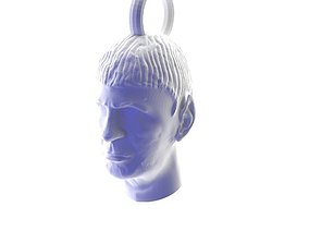 Spock pendant 3D print model