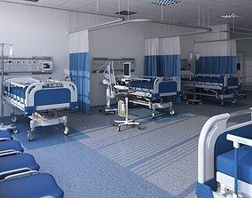 3D model Big Patients Room