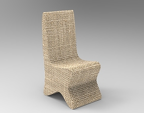 3D print model Outs Chair
