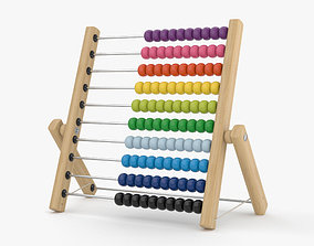 3D model school Abacus