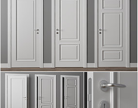 Doors Union porte Liberty 3D model