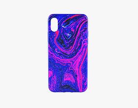 iPhone XR Case 12 3D asset