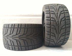 TPU tire for kysoho super ten original rim 3D print model