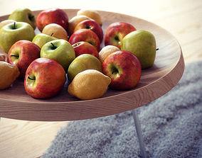 3D Wegner PP586 fruit bowl