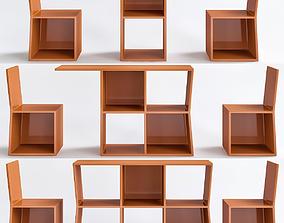 Muebles Transformables 3D