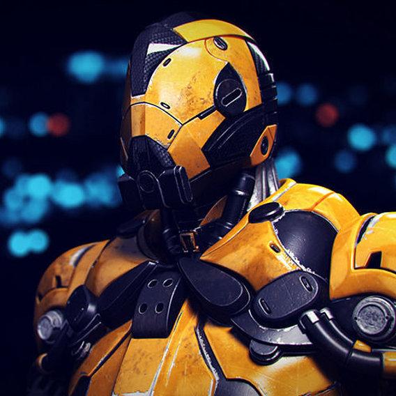 Yellow Dude