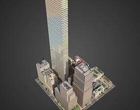 City District H11-R7 3D model