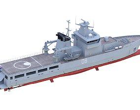 Arafura Class OPV 3D model