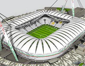 3D Allianz Stadium Juventus